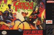 Ghoul Patrol- SNES Game