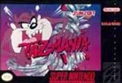 Taz-Mania - SNES Game