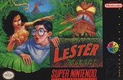 Lester The Unlikely - SNES Game