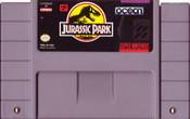 Jurassic Park - SNES Game