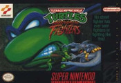 Tournament Fighters Teenage Mutant Ninja Turtles - SNES Game