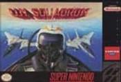 UN Squadron - SNES Game