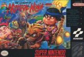 Legend of the Mystical Ninja - SNES Game