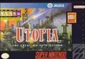Utopia - SNES Game