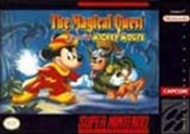 Magical Quest:Mickey Mouse - SNES Game