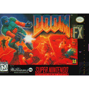 Doom - SNES Game
