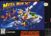 Mega Man X2 - SNES Game