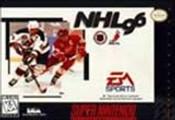 NHL 96 - SNES Game