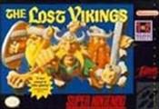 Lost Vikings, The - SNES Game