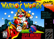 Wario's Woods - SNES Game