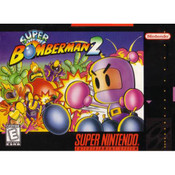 Super Bomberman 2 Video Game For SNES Game