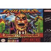 Skuljagger - SNES box front