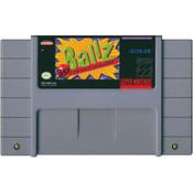 3D Ballz - SNES Game