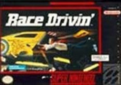 Race Drivin' - SNES Game