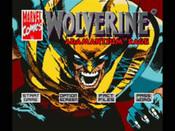 Wolverine:Adamantium Rage - SNES Game
