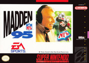 Madden NFL '95 - SNES Game