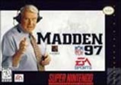 Madden NFL '97 - SNES Game
