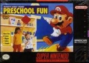 Mario's Early Years:Preschool Fun - SNES Game