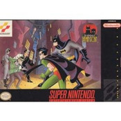 Adventures of Batman & Robin, The - SNES Game