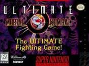 Ultimate Mortal Kombat 3 - SNES Game