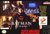 Batman Returns - SNES Game