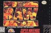 WWF Raw - SNES Game