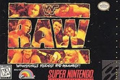 WWF Raw - SNES Game