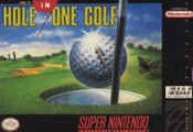 Hole In One Golf - SNES Game