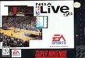 NBA Live 96 - SNES Game
