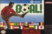 Goal! - SNES Game