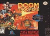 Doom Troopers:Mutant Chronicles - SNES Game