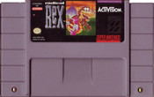 Radical Rex - SNES Game