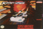 Cyber Spin - SNES Game
