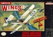 Wings 2 Aces High - SNES Game