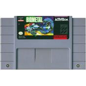 Biometal - SNES Game