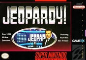 Jeopardy - SNES Game