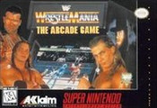 Wrestlemania The Arcade - SNES Game