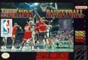 Tecmo Super NBA Basketball - SNES Game