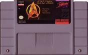 Star Trek Starfleet Academy - SNES Game
