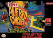 Super Alfred Chicken - SNES Game