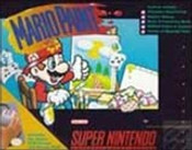 Mario Paint - SNES Game