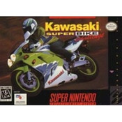 Kawasaki Super Bike Challenge - SNES Game