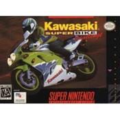Kawasaki Super Bike Challenge - SNES Game