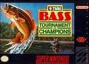 TNN Bass Tournament of Champions - SNES Game