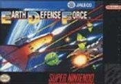 Earth Defense Force - SNES Game