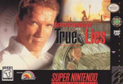True Lies - SNES Game