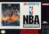 NBA Showdown - SNES Game