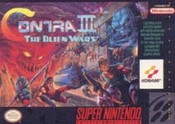 Contra III The Alien Wars - SNES Game