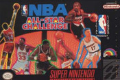 NBA All Star Challenge - SNES Game