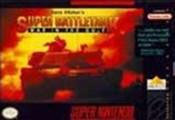 Super Battletank:War in the Gulf - SNES Game